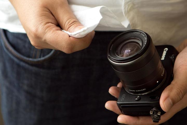 مراقبت از دوربین عکاسی Care for Your Camera