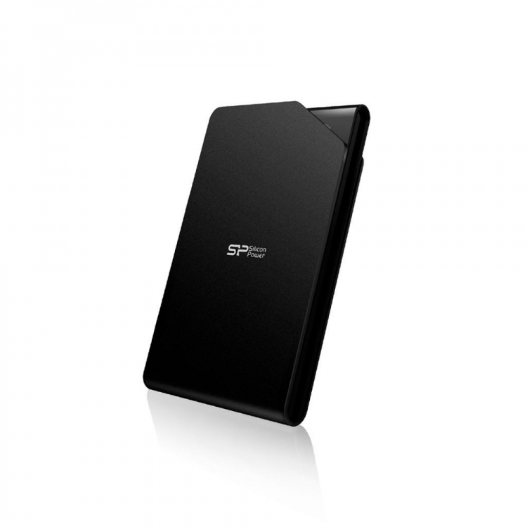 external hard drive 2 TB Silicon Power SO3 Black USB 3.0