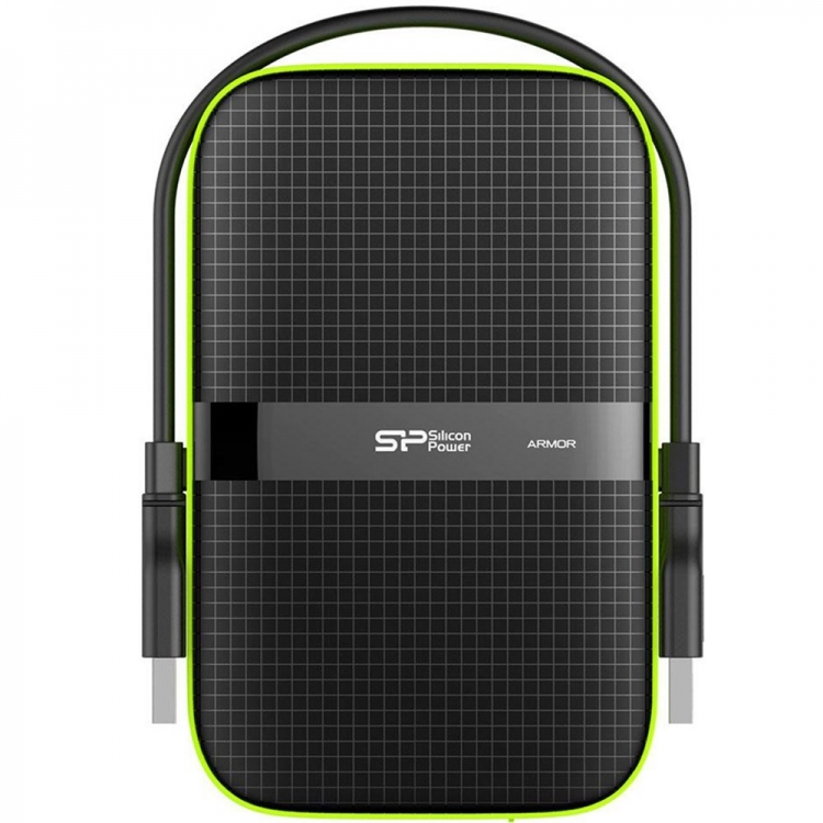 دیدنگار|خرید هارد اکسترنال|هارد اکسترنال 2 ترابایت سیلیکون پاور Silicon Power Armored A60 2TB