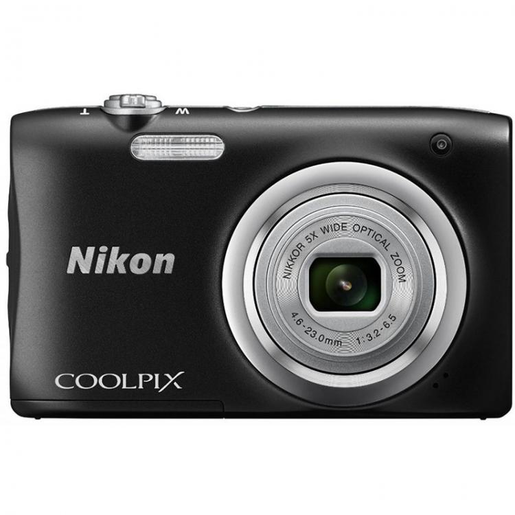 دیدنگار|دوربین نیکون|دوربین کامپکت / خانگی نیکون Nikon A100 مشکی