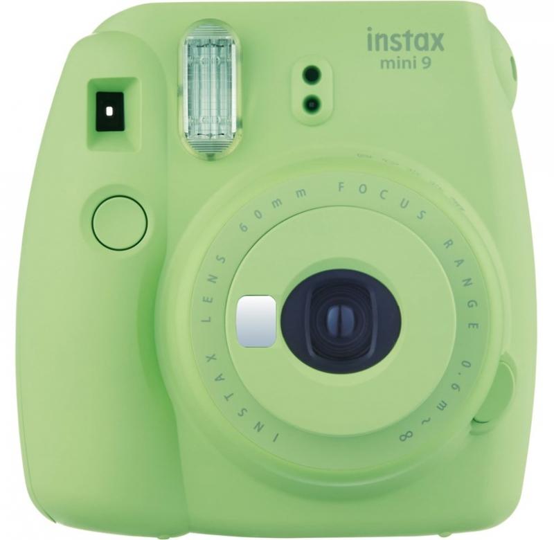 دوربین چاپ سریع فوجی فیلم سبز رنگ Instax Mini 9 Green
