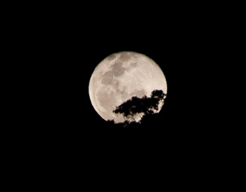 عکاسی از ماه کامل
