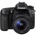 دوربین عکاسی کانن Canon 80D با لنز 55-18 IS STM