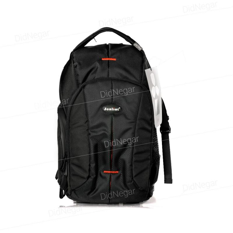 کیف دوربین عکاسی کوله ای جیلیوت تک بند Camera Bag Jealiot Hero 0669 Sling