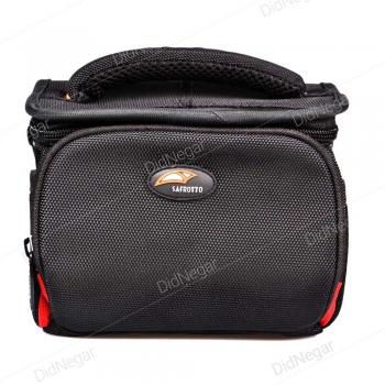 دیدنگار کیف دوربین کیف دوربین هندی کم رودوشی سافروتو Handycam Camera Bag Safrotto YLA300-S