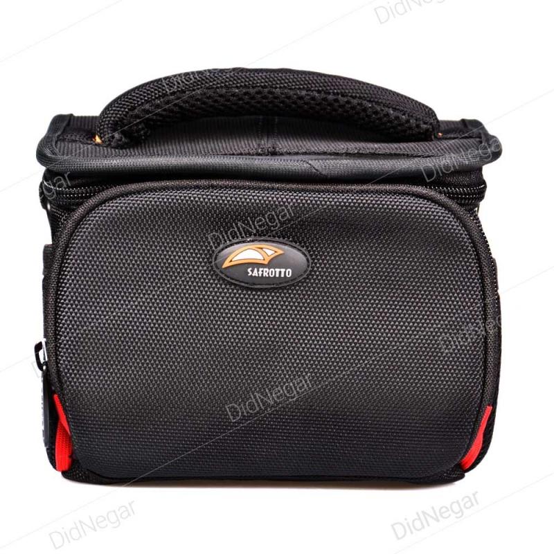 کیف دوربین هندی کم رودوشی سافروتو Handycam Camera Bag Safrotto YLA300-S