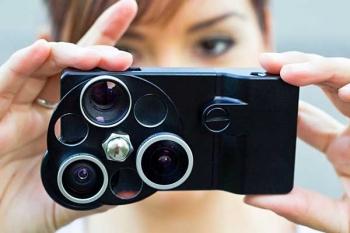 لنز تقویت کننده دوربین