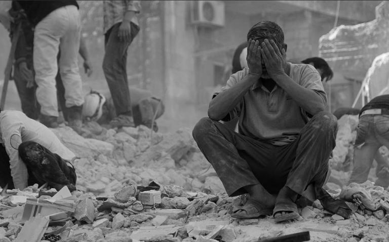 عکاسی در بحران به قلم مرتضی نیکوبذل