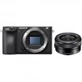 دوربین بدون آینه سونی Sony Alpha a6500 Mirrorless 16-50mm OSS