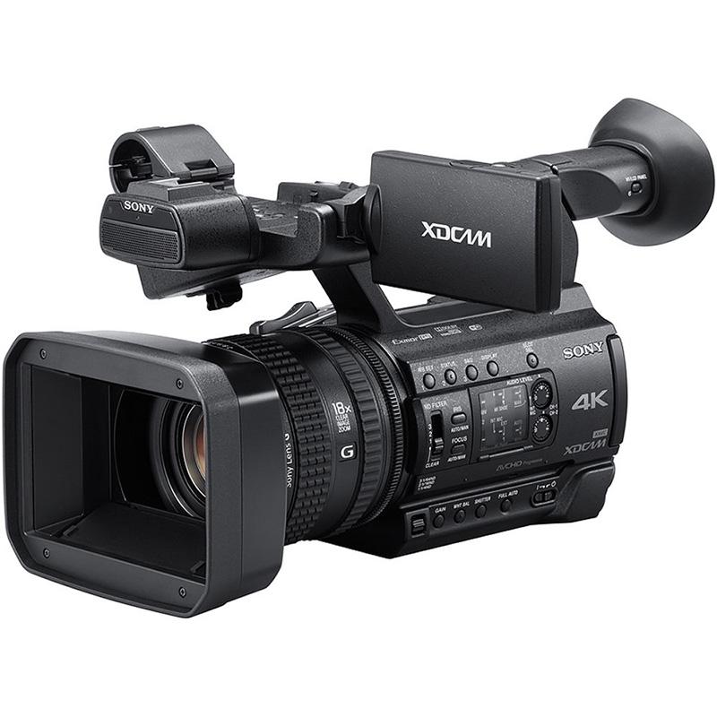 دوربین فیلمبرداری سونی Sony PXW-Z150 4K XDCAM