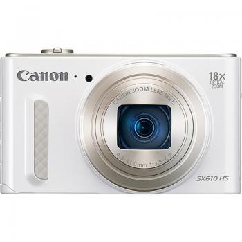 دیدنگار|دوربین کانن|دوربین کامپکت / خانگی کانن Canon SX610 HS سفید