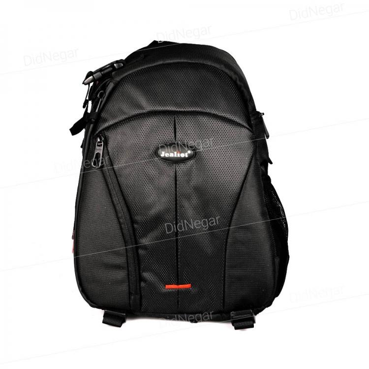 دیدنگار|کیف دوربین|کیف دوربین عکاسی کوله ای تک بند جیلیوت Camera Bag Jealiot Hero 0675
