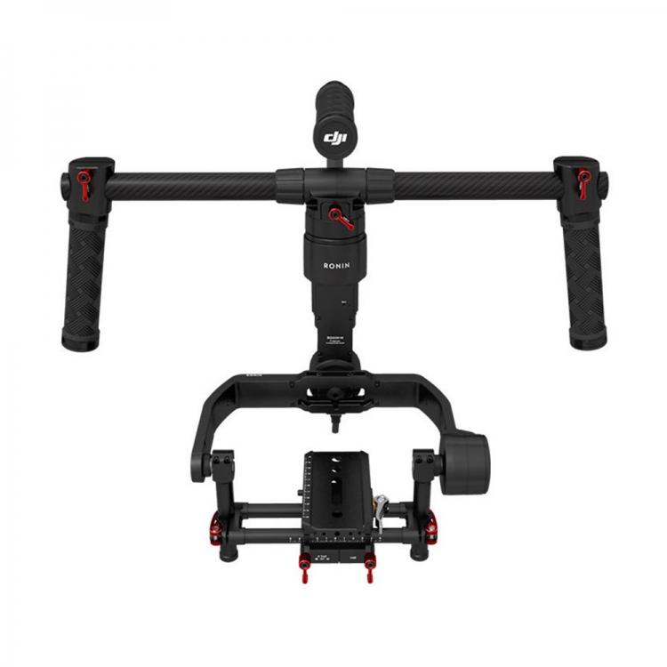 دیدنگار لرزشگیر دوربین لرزشگیر سینمایی DJI Ronin-M 3-Axis Handheld Gimbal Stabilizer