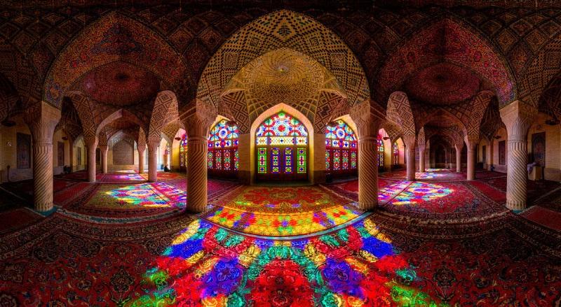 عکاس جوانی که زیبایی ایران را به جهانیان معرفی کرد!