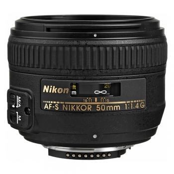دیدنگار|لنز نیکون nikon|لنز Nikon AF-S NIKKOR 50mm f/1.4G