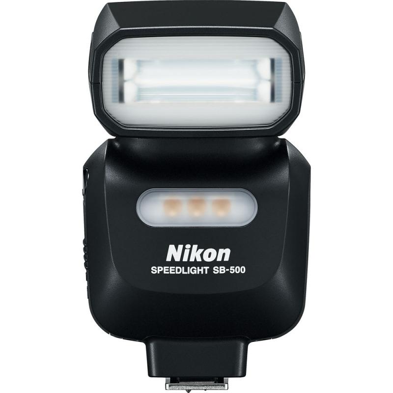 فلاش اکسترنال / فلاش روی دوربین نیکون Nikon SB-500 AF Speedlight