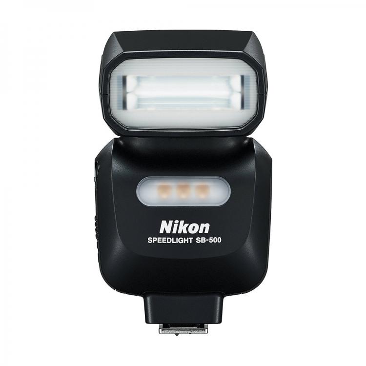 دیدنگار|فلاش دوربین|فلاش اکسترنال / فلاش روی دوربین نیکون Nikon SB-500 AF Speedlight