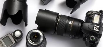 تجهیزات عکاسی مستند