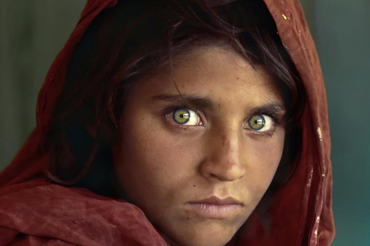 معرفی عکاس: استیو مک کوری Steve McCurry