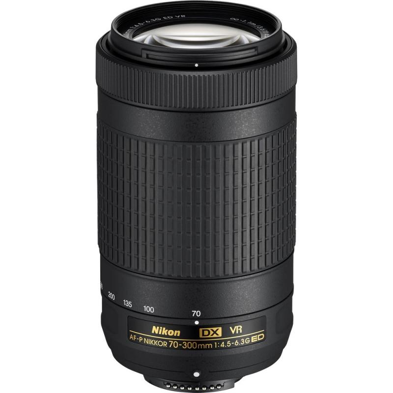 لنز نیکون Nikon AF-P Nikkor VR 70-300mm F4.5-6.3G