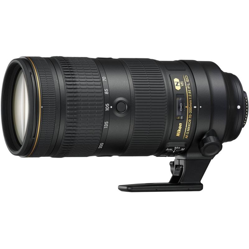 لنز نیکون Nikon AF-S Nikkor 70-200mm F2.8E FL ED VR