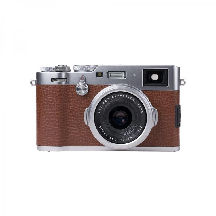 دیدنگار|دوربین فوجی فیلم|دوربین کامپکت / خانگی فوجی فیلم Fujifilm X100F قهوه ای