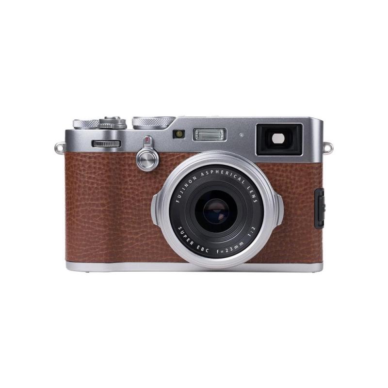 دوربین کامپکت / خانگی فوجی فیلم Fujifilm X100F قهوه ای