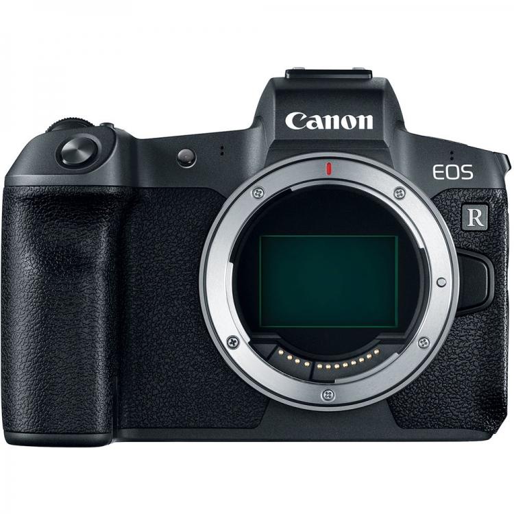 دیدنگار دوربین کانن دوربین بدون آینه کانن Canon EOS R Mirrorless Body بدنه بدون لنز