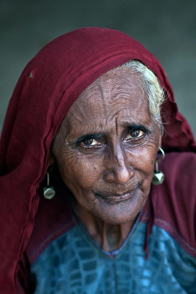 عکاسی پرتره زن