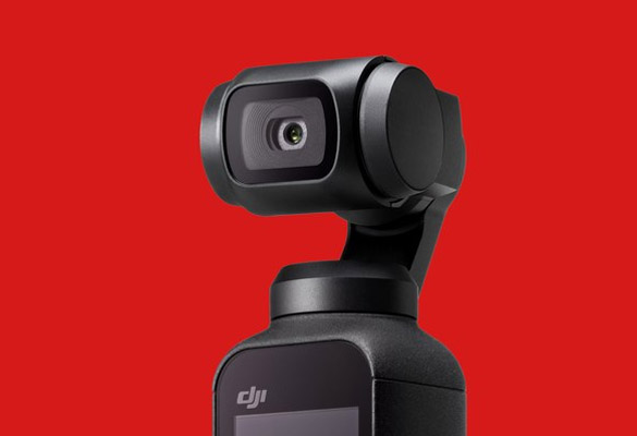 ازمو پاکت Dji Osmo Pocket