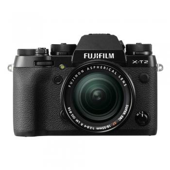 دوربین بدون آینه فوجی فیلم FUJIFILM X-T3 Mirrorless 18-55mm OIS
