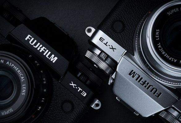 دوربین فوجی XT3 ، شاهکار بدون آینه ی جدید فوجی فیلم