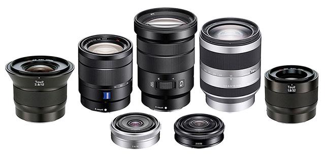 در خرید دوربین دست دوم لیست لنزهای سازگار با دوربین را چک کنید