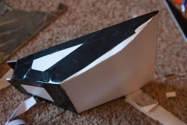 ترفند ساخت دیفیوزر فلاش دوربین