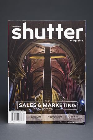 مجله عکاسی Shutter Magazine