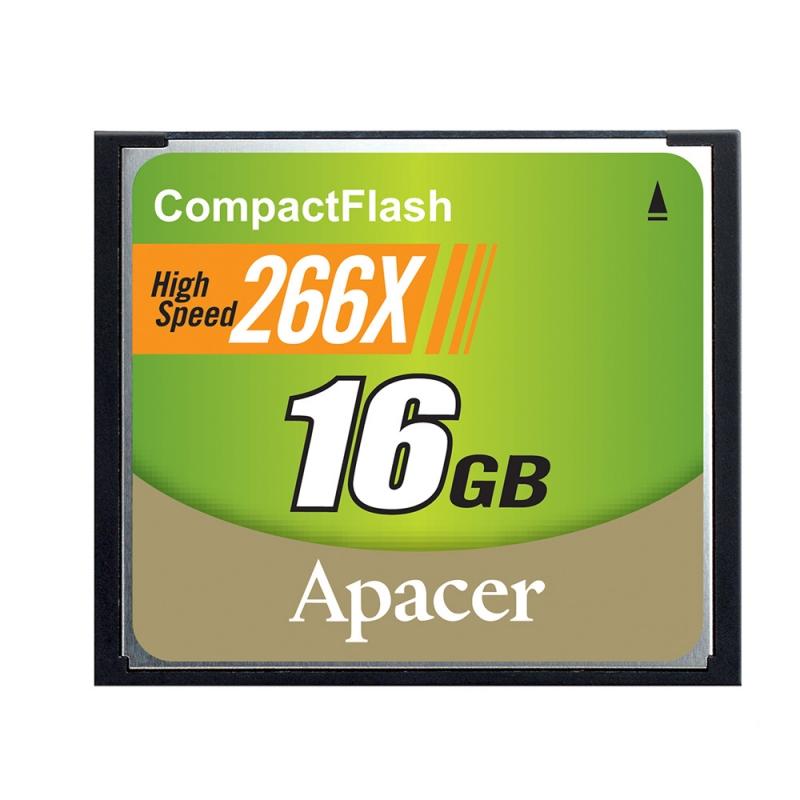 کارت حافظه سی اف اپیسر 16 گیگ 266X