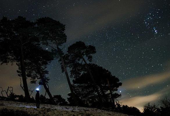 عکاسی آسمان شب ، لذتی به بیشماری ستارگان