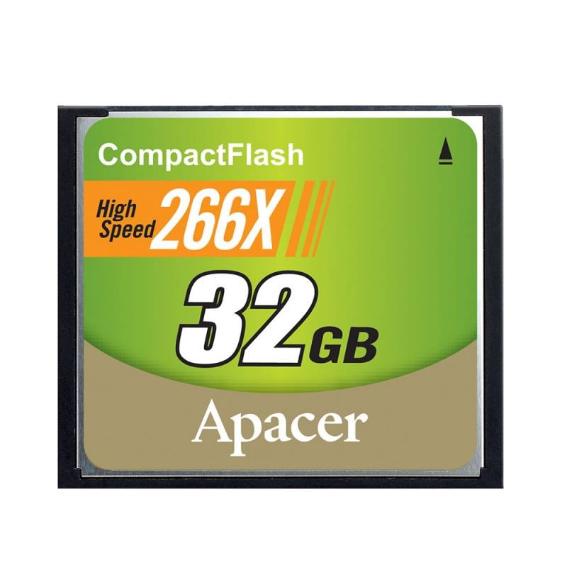 کارت حافظه سی اف اپیسر 32 گیگ 266X