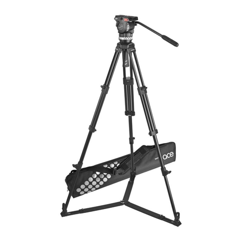 سه پایه ی دوربین ساچلر مدل ایس  Sachtler Ace