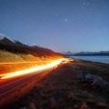 .آشنایی با روشهای عکاسی از چراغ ماشین ها