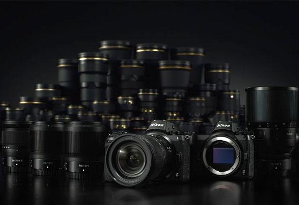 دوربین های جدید نیکون