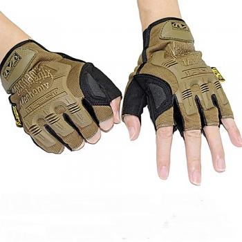 دستکش نیمه انگشت مکانیک1