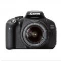 دوربین عکاسی کانن Canon 600D با لنز 55-18 III (کارکرده)