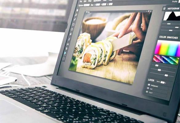 لپ تاپ مناسب عکاسی