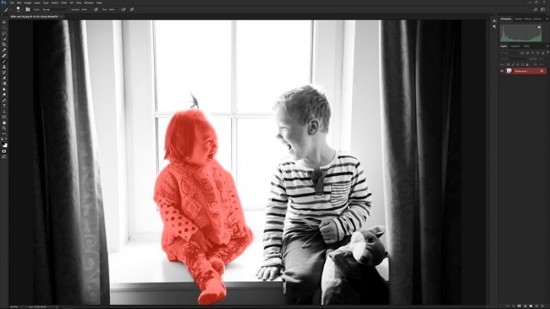 نحوه ادیت عکس در فتوشاپ