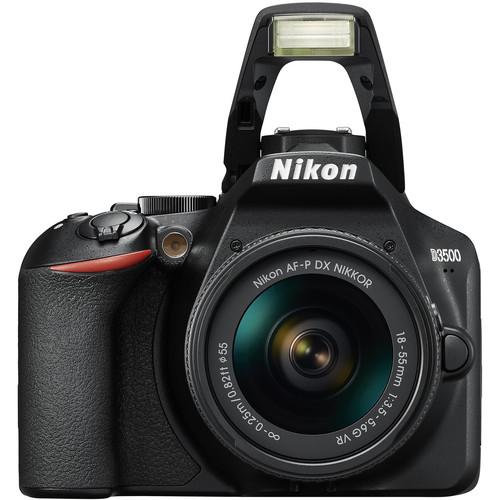 Nikon D3500 18-55mm VR