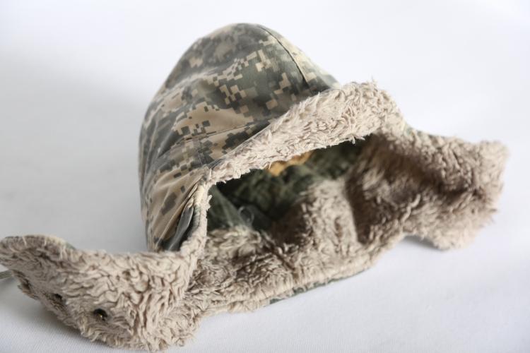کلاه نظامی آلمانی چریکی