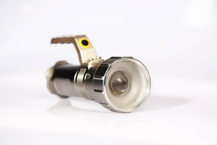 چراغ قوه و نورافکن دستی مدل T6 اصلی