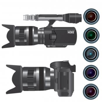 سه پایه مناسب فیلمبرداری