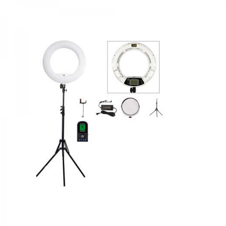 خرید رینگلایت عکاسی ریموت دار ویدوبلو مدل FE 480II